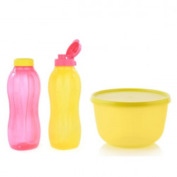 "Набор Эко-бутылок (1,5 л) 2шт и ""Хит-парад"" (2 л)"