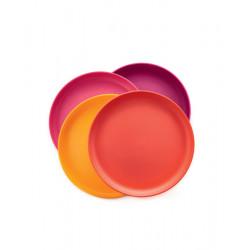 Набор тарелок «Аллегро», 4шт.