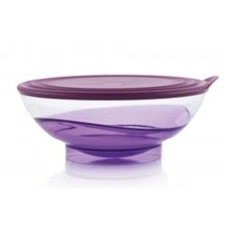 Чаша Элегантность 1,5 литра фиолетовая