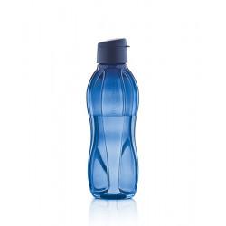 Эко-бутылка (1 л) в тёмно-синем цвете