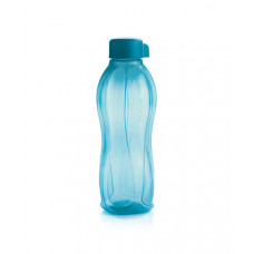 Эко-бутылка (750 мл) в голубом цвете
