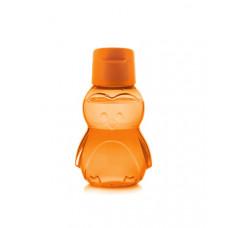 Эко-бутылка «Пингвиненок» (350 мл) оранжевая