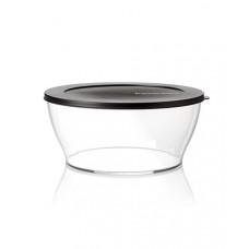 Чаша «Кристалл» (2,4 л) в черном цвете