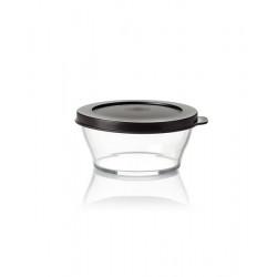 Чаша «Кристалл» (290 мл) в черном цвете