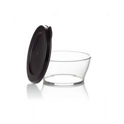 Чаша «Кристалл» (610 мл) в черном цвете