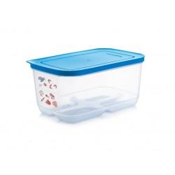 Контейнер «Умный холодильник» для мяса и рыбы (4,4 л)